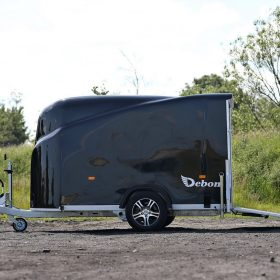 1300 Cargo Trailer side View